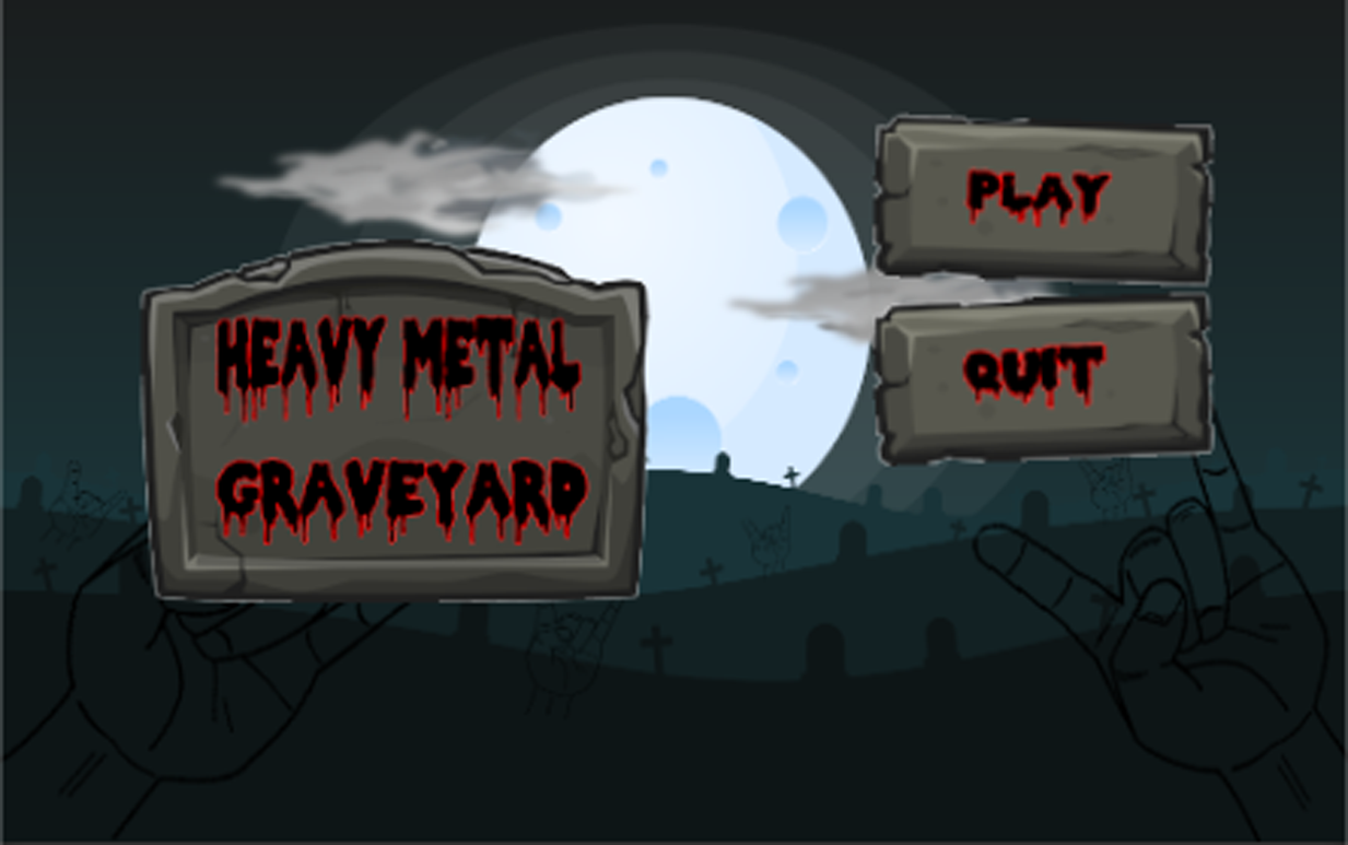 Heavy Metal Graveyard- screenshot