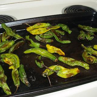 Garlic Lime Shishito Peppers Recipe