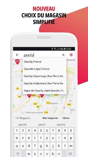 Intermarché, Magasin & Services (Drive, Livraison) screenshot