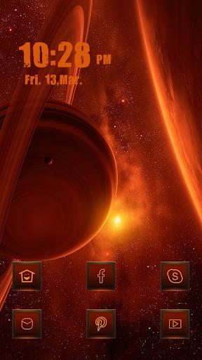 Vast Red Planet