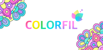 ColorFil - Adult Coloring Book