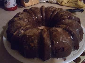 Old fashioned Appalachian fruitcake