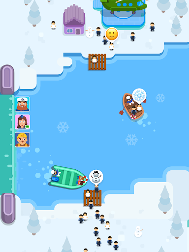 Idle Ferry Tycoon - Clicker Fun Game apkmr screenshots 11