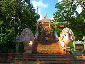 Photo: Entrance to temple.