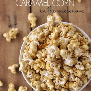 Friday Favorite – Caramel Corn