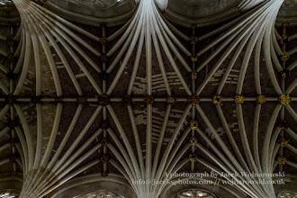 Photo: Exeter Cathedral - ceiling. Captured @ Exeter, Devon, England, United Kingdom