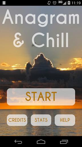 Anagram Chill