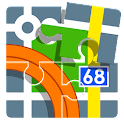 Locus Map Pro - Outdoor GPS icon