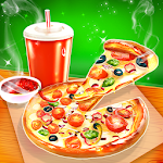 Super Pizza Maker - Kids Cooking Game Icon