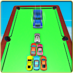 Billiards Pool Cars: Car Pool Ball Stunt Icon