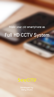 Make old smartphone as Free Home Security Camera- screenshot thumbnail