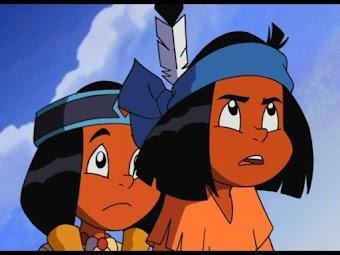 Die Gefangenen der Insel
