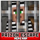 Prison Escape Minecraft Pe Map by Nevergreen soft icon