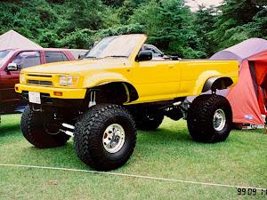 ハイラックス 4WD ピックアップのカスタム事例画像 NAOさんの2021年07月15日00:01の投稿
