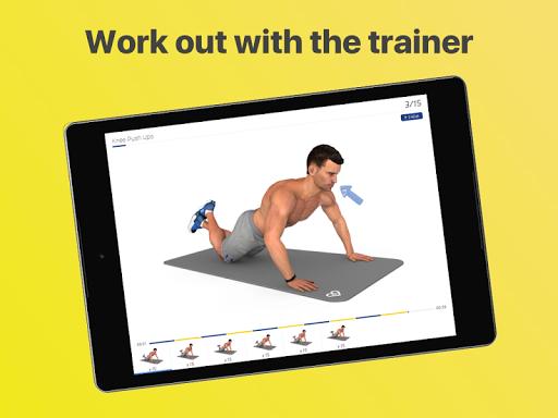 Chest workout plan  screenshots 12