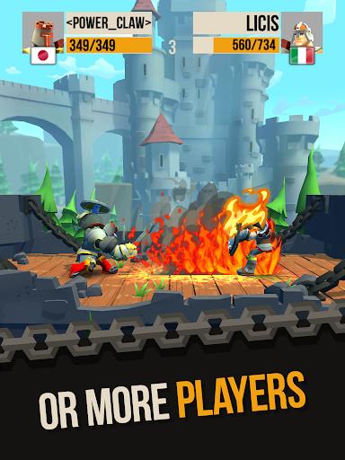 Duels: Epic Fighting Action RPG PVP Game screenshots apkshin 13