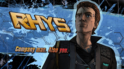 Tales from the Borderlands screenshot 1