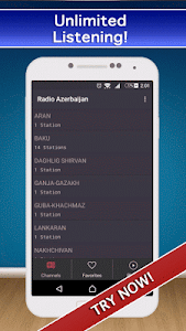 📻Radio Azərbaycan AM & FM screenshot 1
