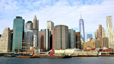 Photo: New York City Harbour