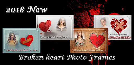 Broken heart Photo Frame – Apps no Google Play