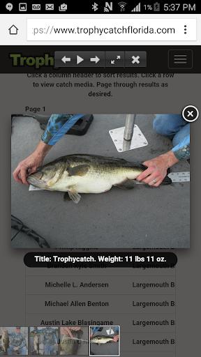 TrophyCatch Florida  screenshots 5