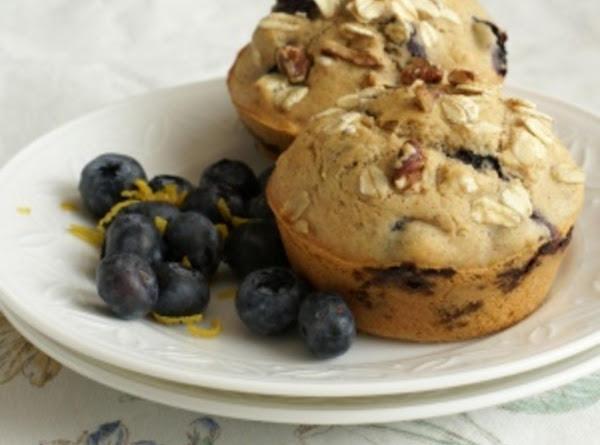 Blueberry Pancake Muffins Recipe