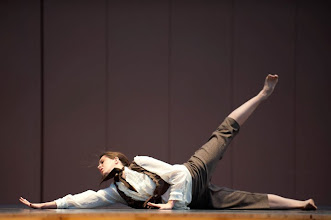 Photo: Choreography: Jennie Grimes Dancer: Brooke Demille Photo By: Parker Grimes
