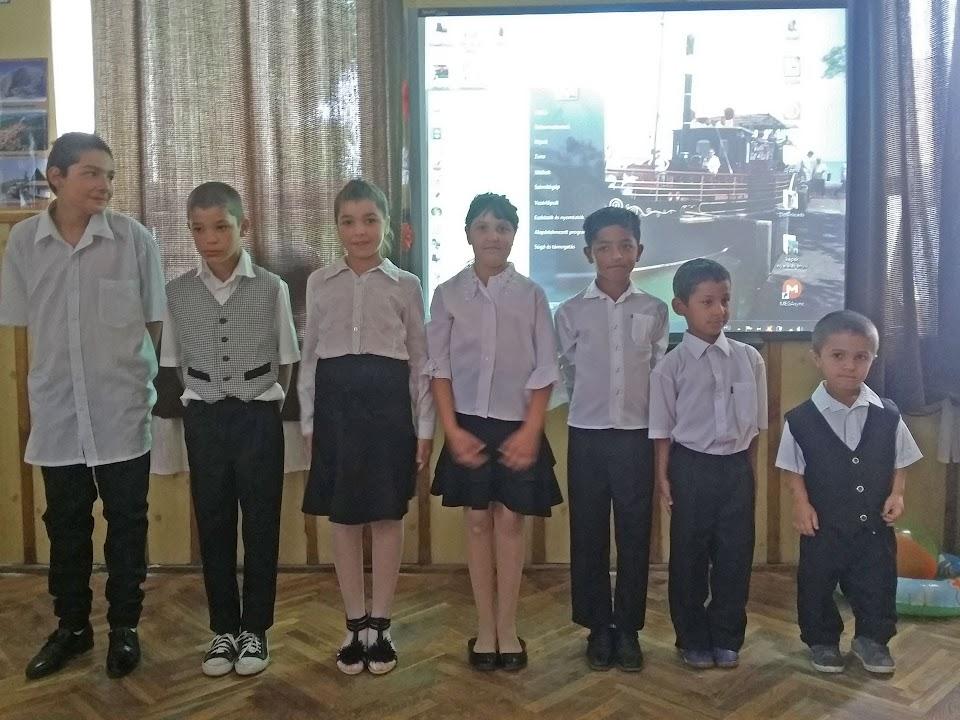 Jákó Iskola évzáró 2017