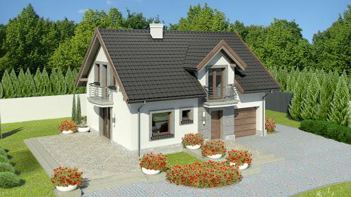 projekt Dom przy Alabastrowej 33