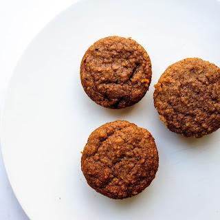 Pumpkin Cashew Oat-Dang Muffins Recipe