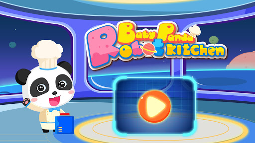 Little Pandau2019s Space Kitchen - Kids Cooking  screenshots 12