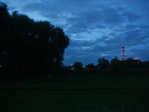 Photo: biwak wieczorem...