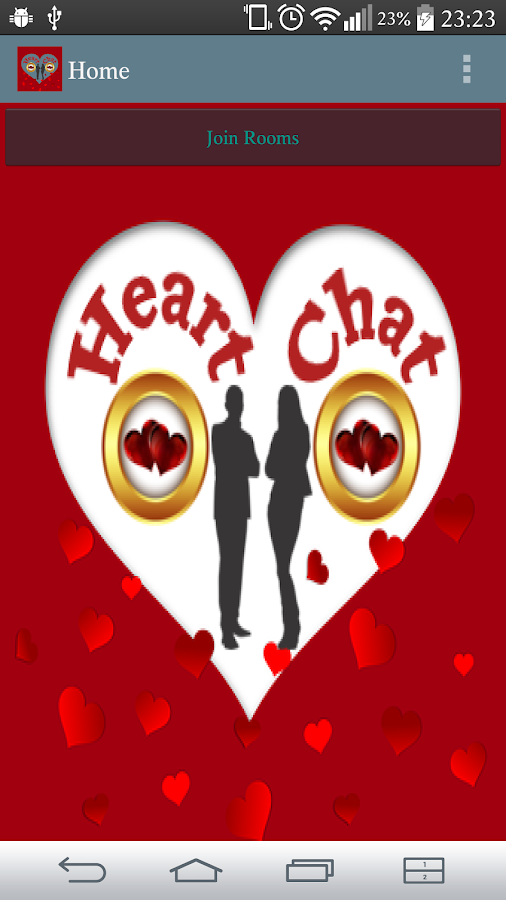Heart Chat- screenshot