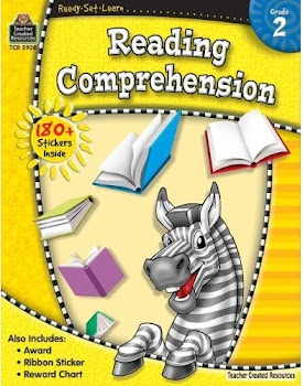 Ready Set Learn: Reading Comprehension Grade 2 - Teacher Created Resources
