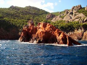 Photo: #014-La réserve de Scandola en Corse, classée au Patrimoine mondial de l'Unesco.