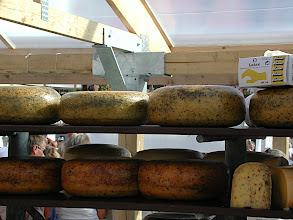 Photo: Bergen cheese