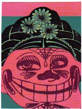 Photo: Wenchkin's Mail Art 366 - Day 165, card 165a
