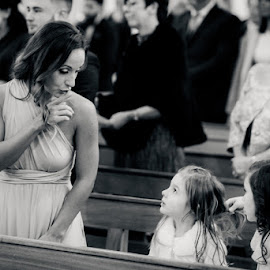 Sssshhhh by Paul Duane - Wedding Ceremony ( ceremony, church, wedding, kids, ireland )