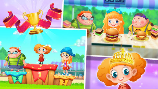 ud83cudf54ud83cudf54Make Hamburger - Yummy Kitchen Cooking Game screenshots 6