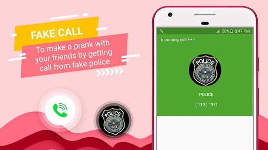 Fake call, Fake caller id, GF fake call App Download For Android 7