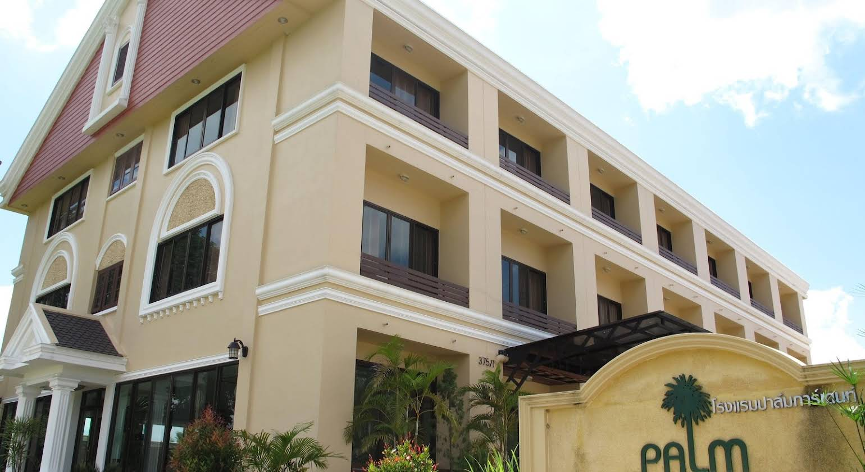 The Palm Garden Hotel