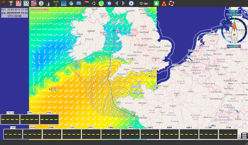 qtVlm Navigation and Weather Routing 5.9 screenshots 19