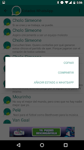 Estados WhatsApp- screenshot thumbnail
