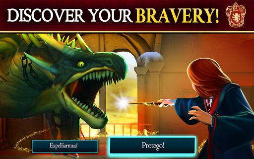 Harry Potter: Hogwarts Mystery modavailable screenshots 1