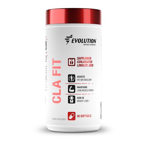 Cla Fit Evolution 90capsulas Nutritek