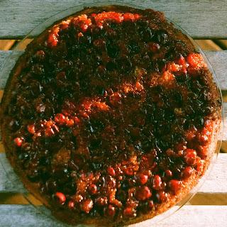 Cranberry Upside Down Cake