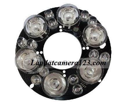 đèn led hồng ngoại cho camera