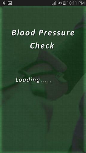 血壓檢查惡作劇