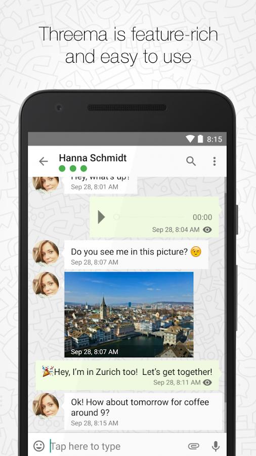 Threema Android