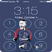 Keypad  For Psg Lock Screen Theme